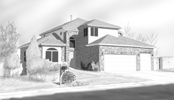 CO home Sketch