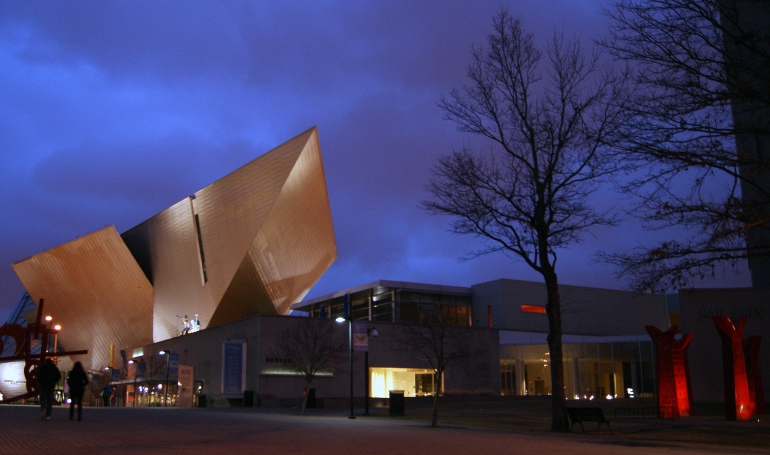 Denver Art Museum 1