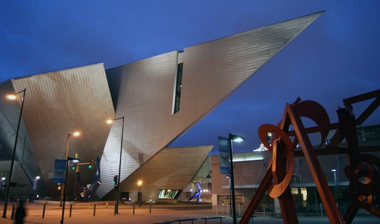 Denver Art Museum 2