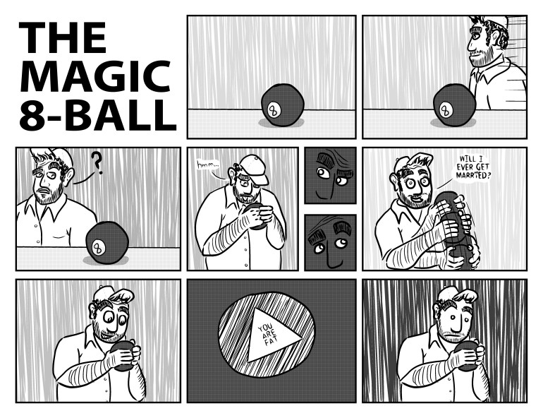 The Magic 8ball