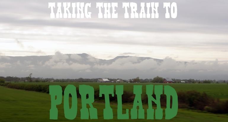 train to portland cover