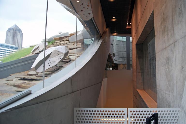 Perot Museum confusing 3