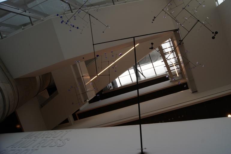 Perot Museum confusing 5