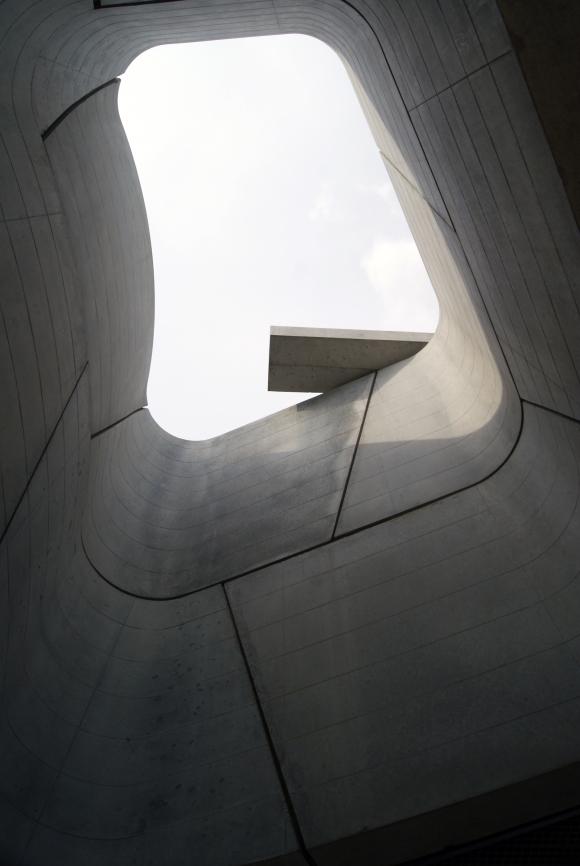 Perot museum detail 3