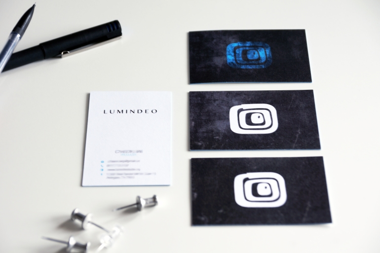 Lumindeo Business Cards