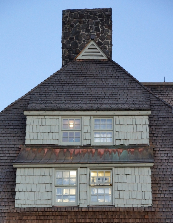 Timberline Lodge detail