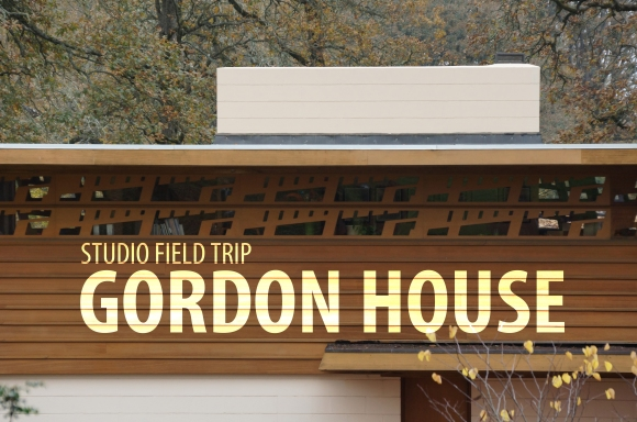 Gordon House Intro