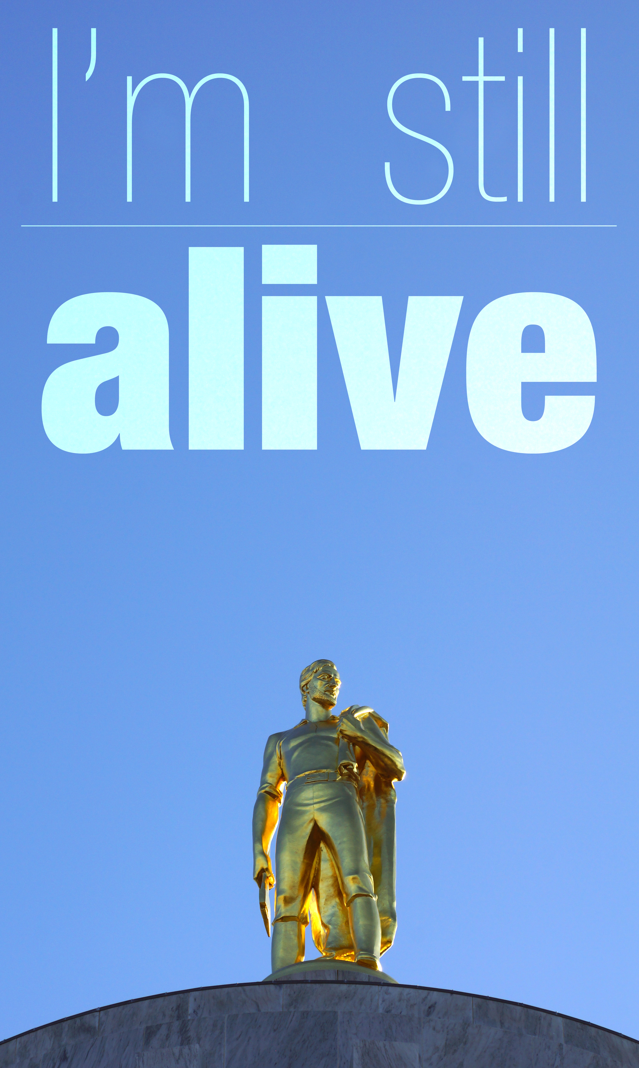 im alive Featuring the death-defying and moving stories of people who-regardless of the obstacles or consequences-were determined to survive an animal attack.