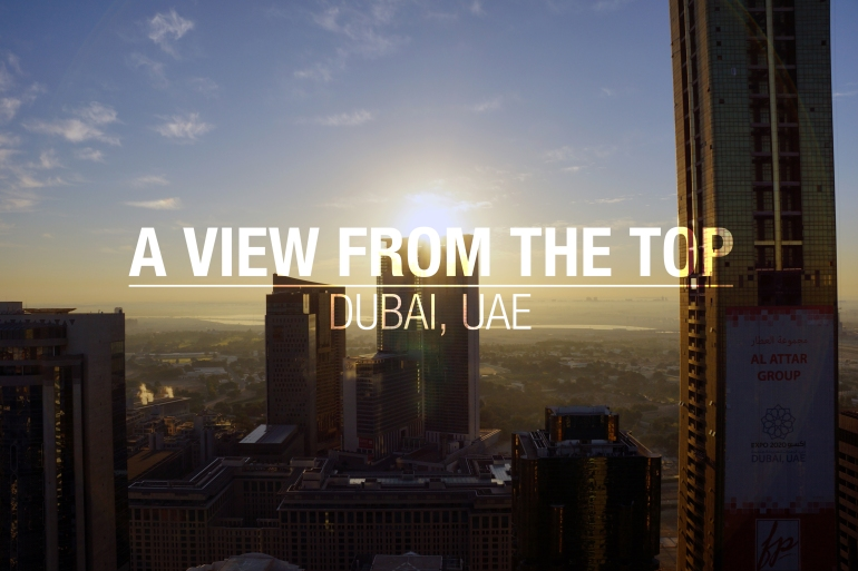 Dubai View from the Top