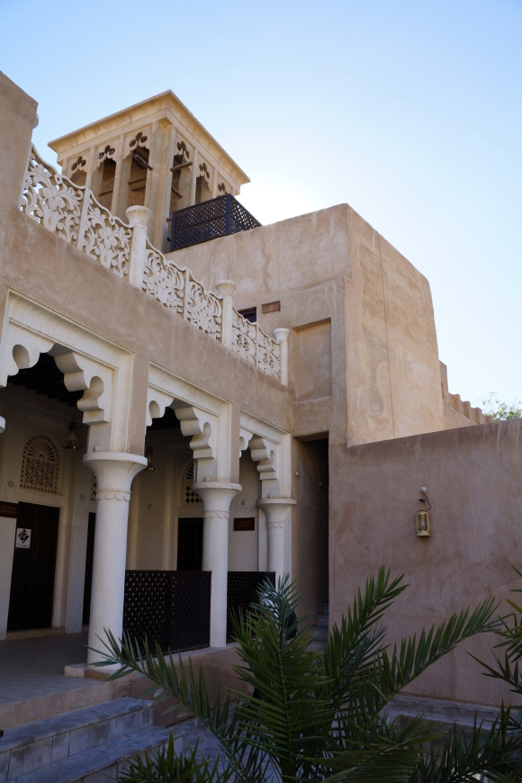 Historic Dubai Home