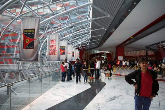 Ferrari World Entry 2