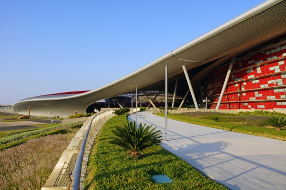 Ferrari World Exterior 2