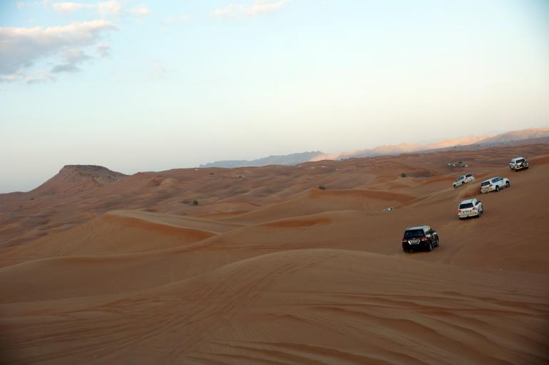 Dune Bashing Dubai 2