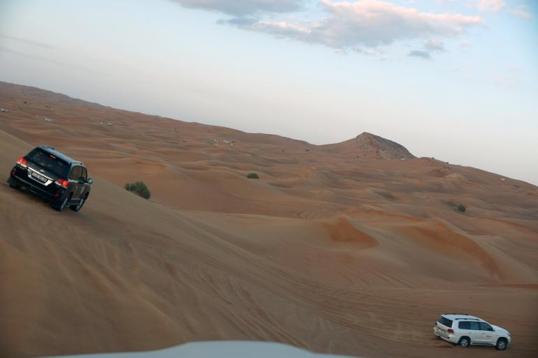 Dune Bashing Dubai 3