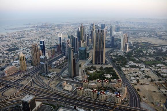Burj Khalifa Sunrise 5