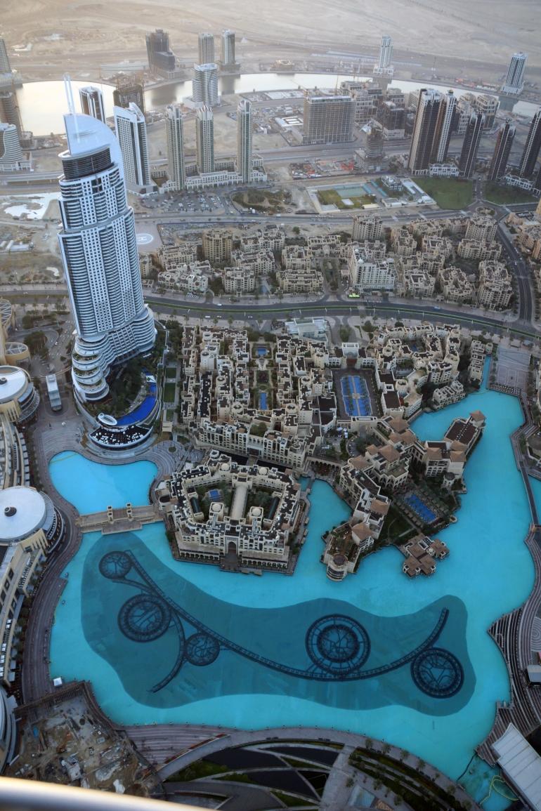 Burj Khalifa Sunrise 6