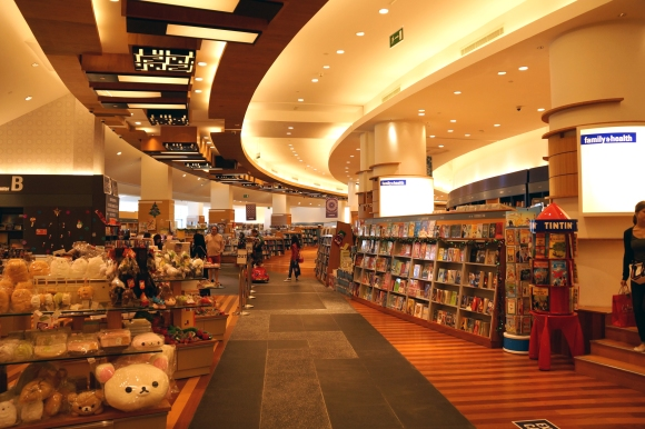 Dubai Mall Bookstore