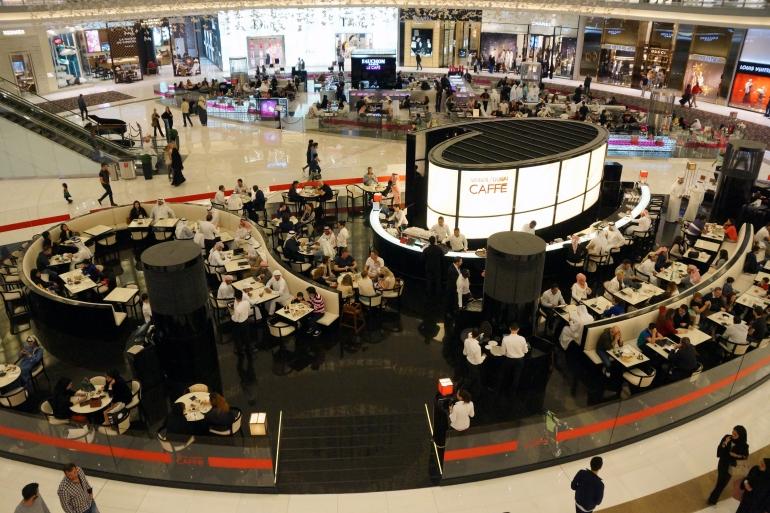 Dubai Mall Cafe