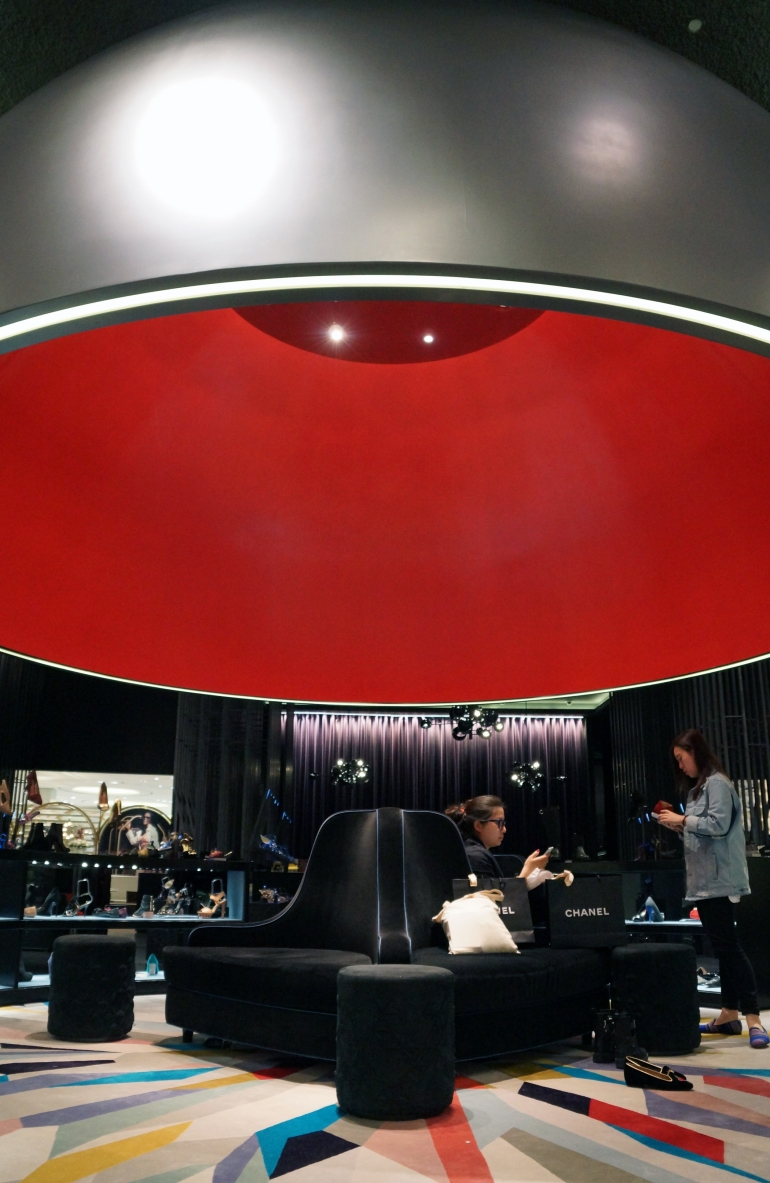 Dubai Mall High Fashion Detail 2