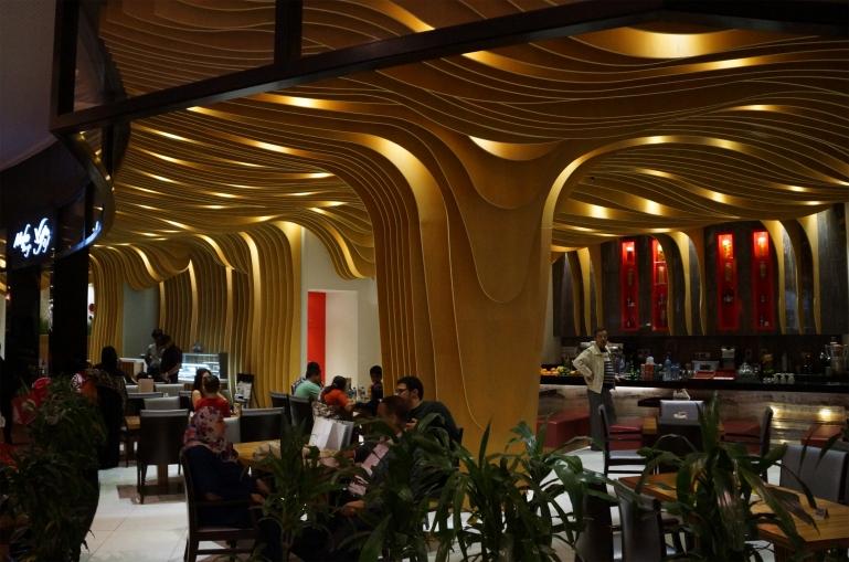 Dubai Mall Restaurant Detail