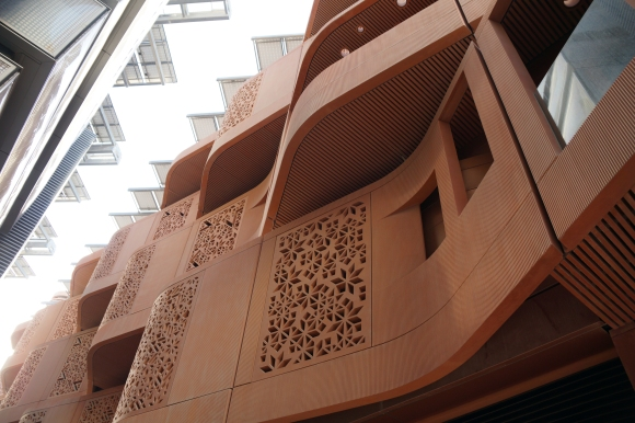 Masdar City Dorm Detail 2