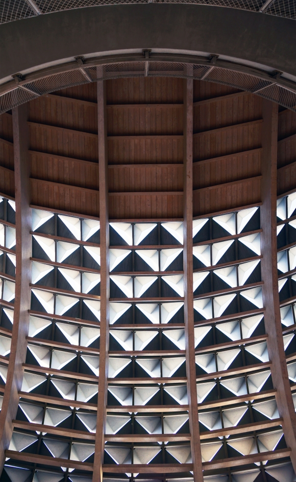 Masdar City Library Detail 1
