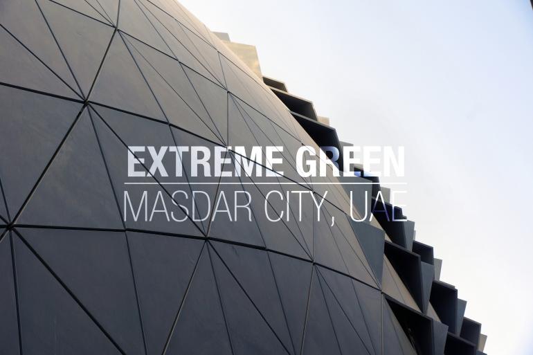 Masdar City Title