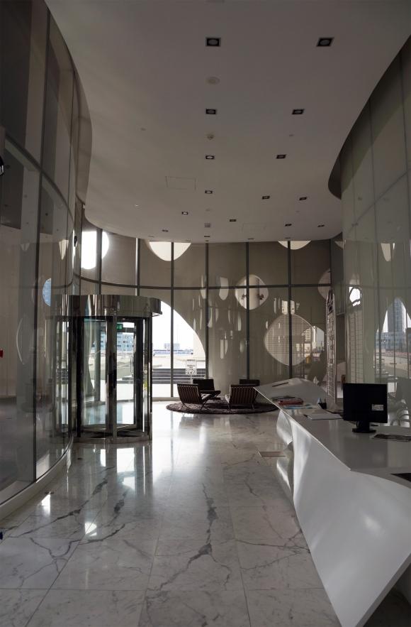 O-14 Tower Lobby