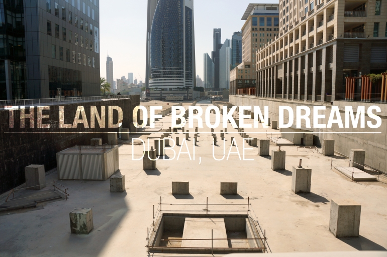 The Land of Broken Dreams
