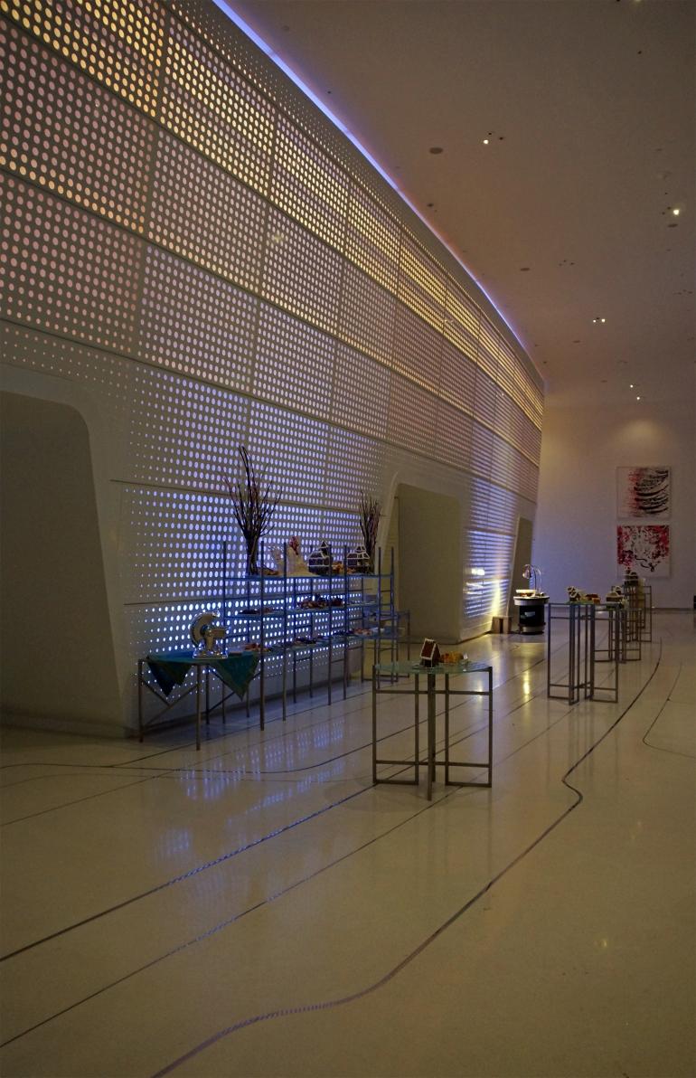 Yas Viceroy Hotel Ballroom