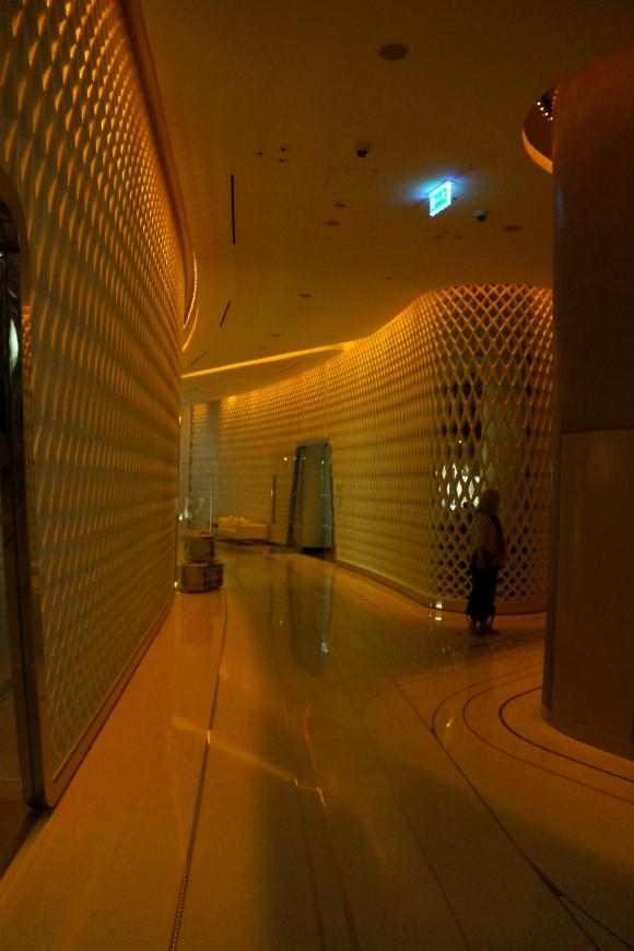 Yas Viceroy Hotel Hallway 1