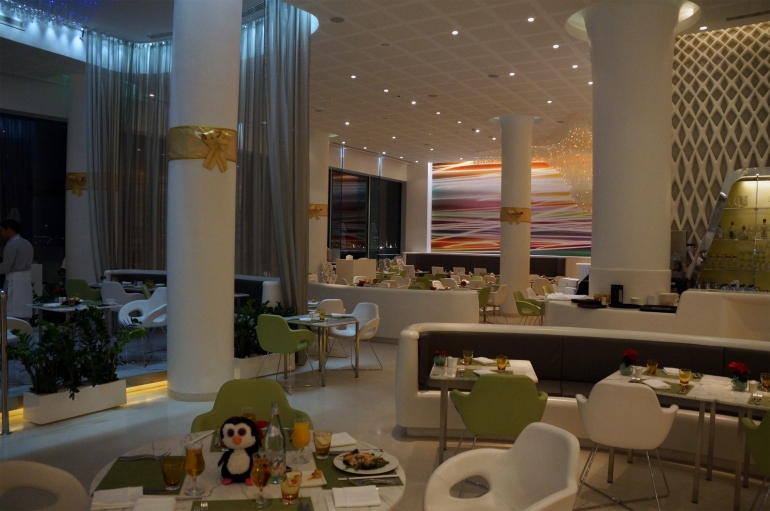Yas Viceroy Hotel Restaurant