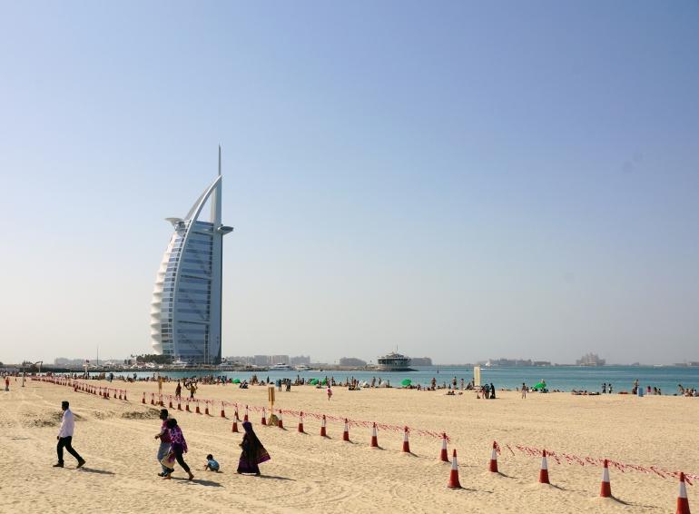 Burj al Arab 1_Dubai, UAE