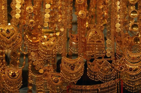 Gold Texture UAE