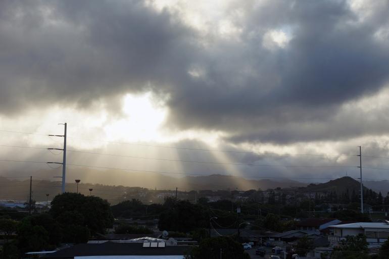 Hawaiian Vacation_City Sun beams