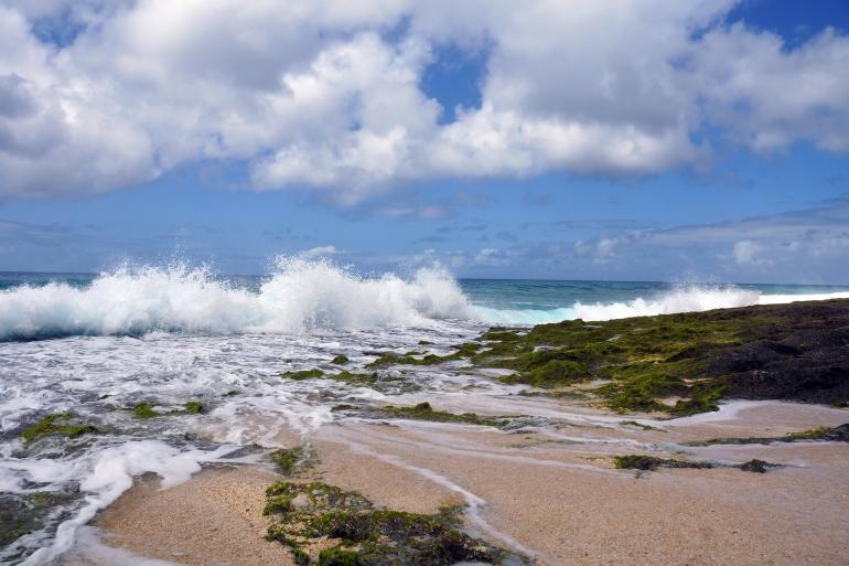 Hawaiian Vacation_Crashing waves 2