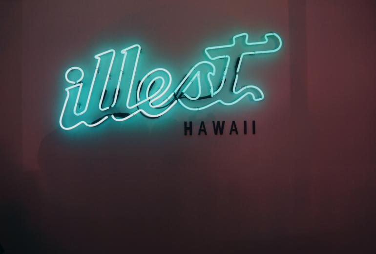 Hawaiian Vacation_Illest Neon