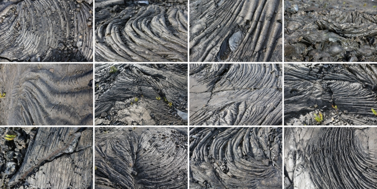Hawaiian Vacation_Lava Textures