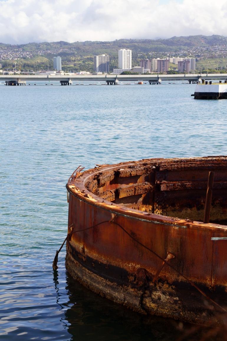 Hawaiian Vacation_Pearl Harbor 1
