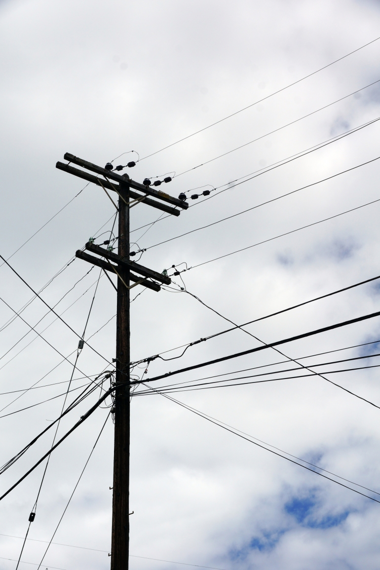 Hawaiian Vacation_Powerline
