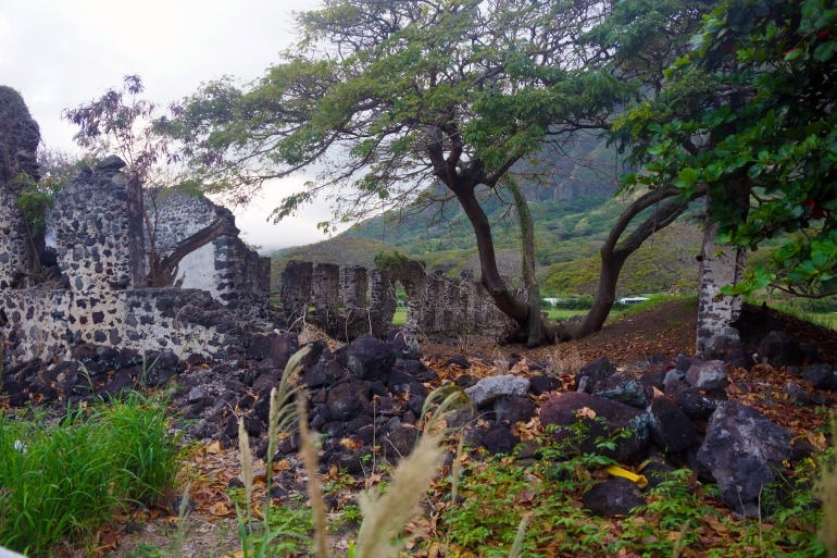 Hawaiian Vacation_Ruins 3