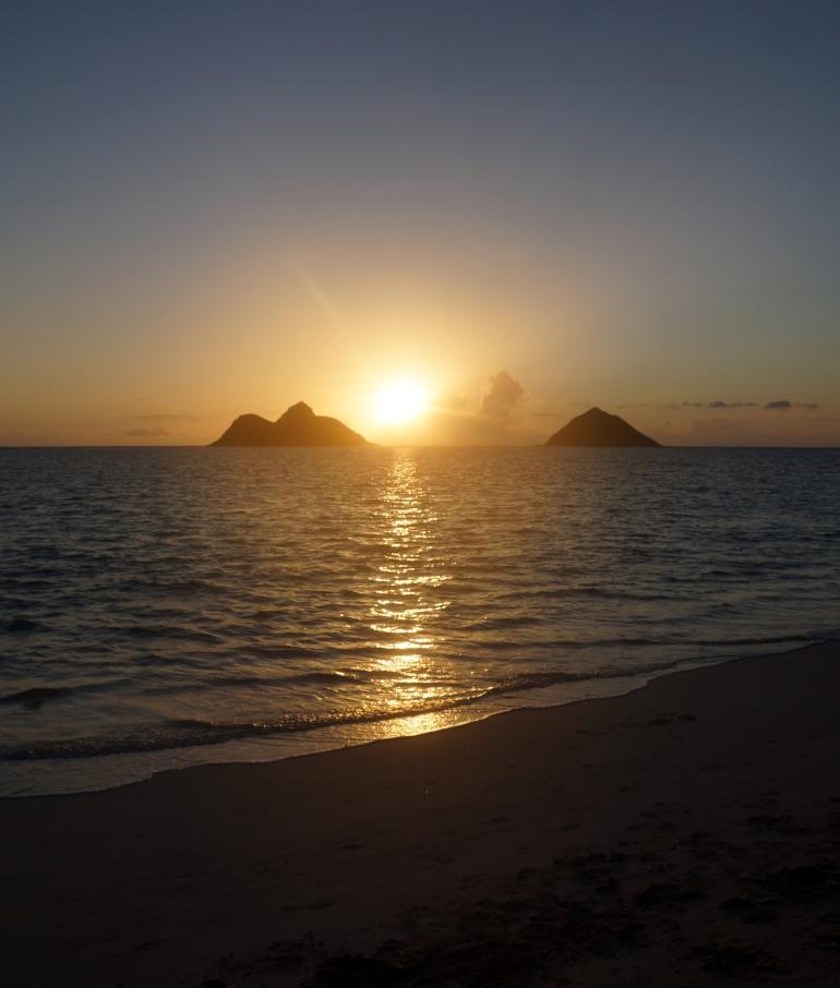 Hawaiian Vacation_Sunrise Beach 3