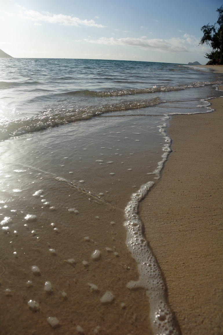 Hawaiian Vacation_Sunrise tide