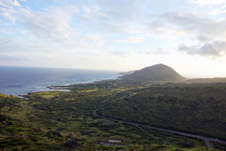 Hawaiian Vacation_Sunset hills