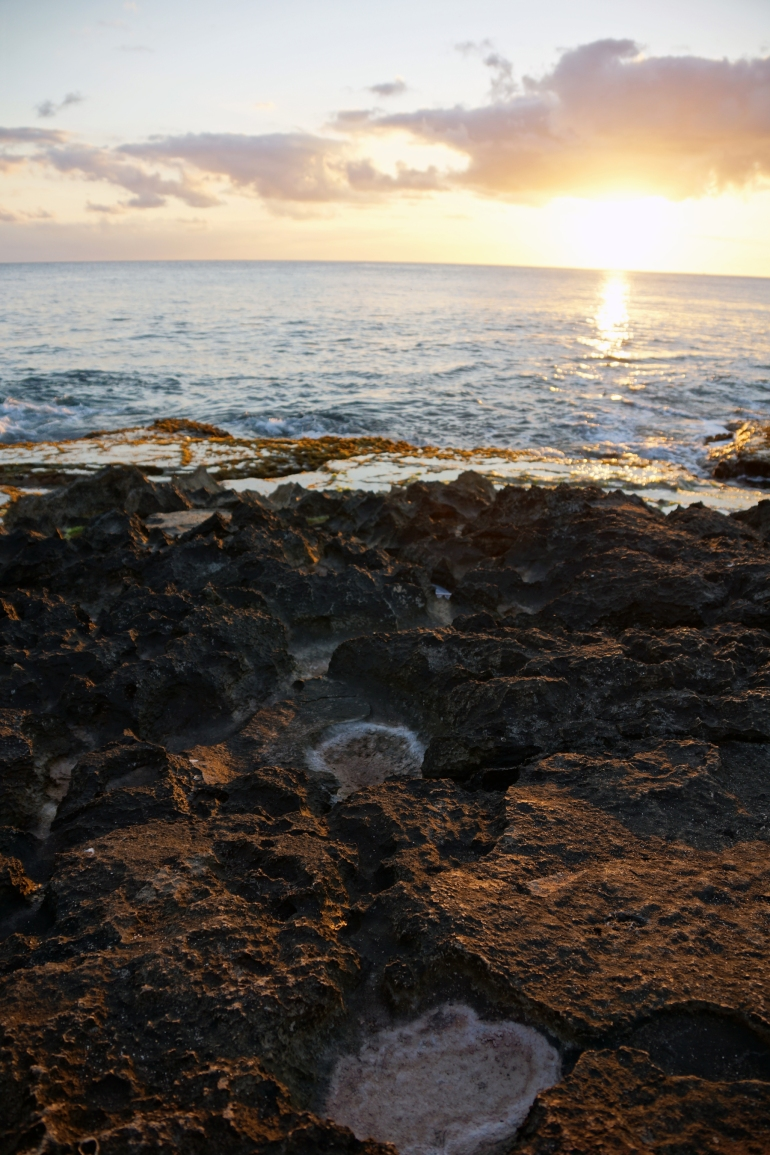 Hawaiian Vacation_Sunset Tide Pools