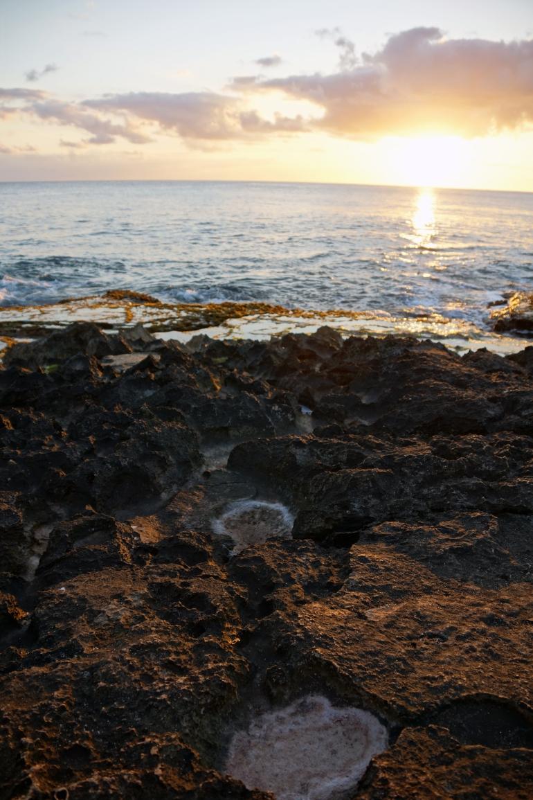 Hawaiian Vacation_Sunset Tide Pools