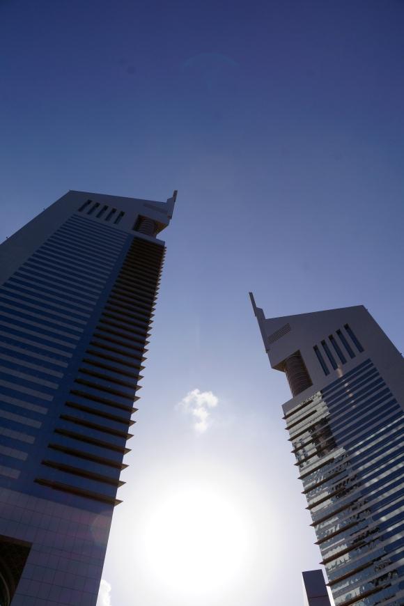 Jumeirah Emirates Towers_Dubai, UAE