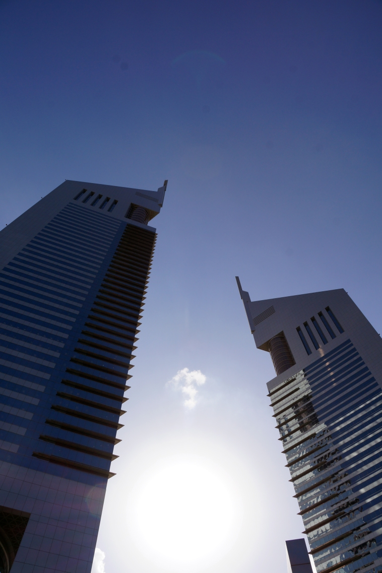 Jumeirah Emirates Towers_Dubai, UAE