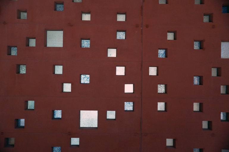 Masdar City Texture UAE 1