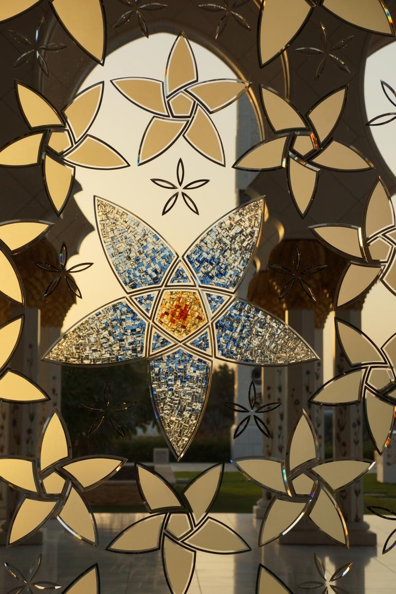 Mosque Texture UAE